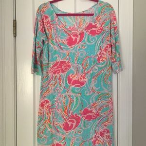 Lilly Pulitzer beach dress